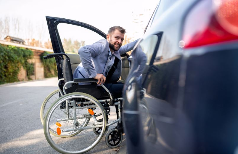 What You Need To Know About Wheelchair Driving