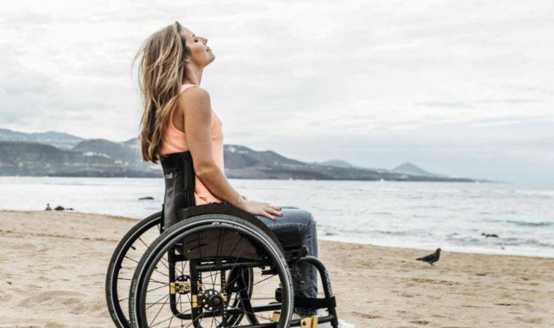 How To Go To The Beach in a Wheelchair