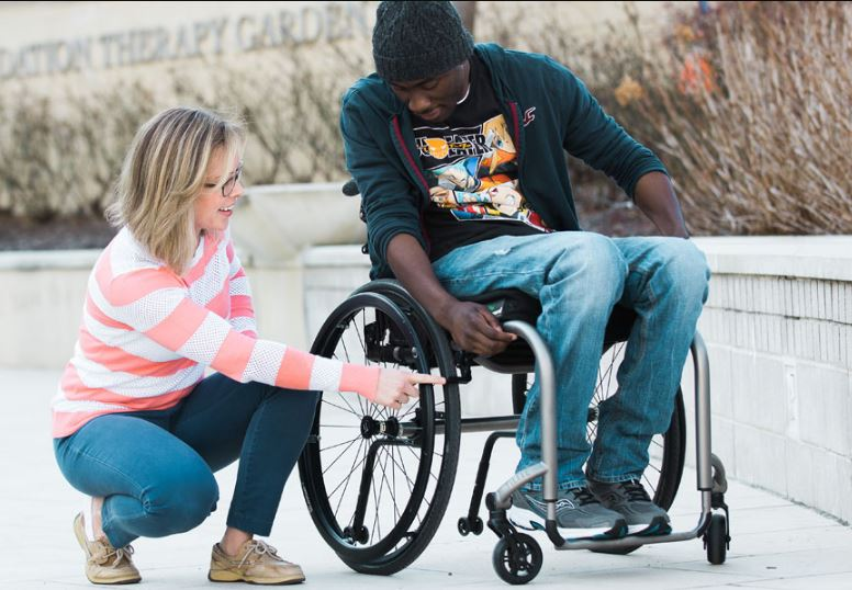 Wheelchair Footrest Review For Uneven Surfaces