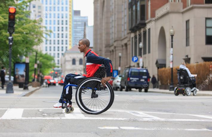 Wheelchair Accessible Zones In The USA