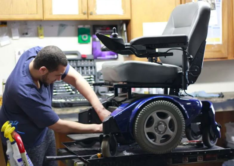What You Should Consider while Buying a Wheelchair Battery