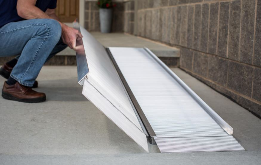 Best Portable Wheelchair Ramp For Your Home