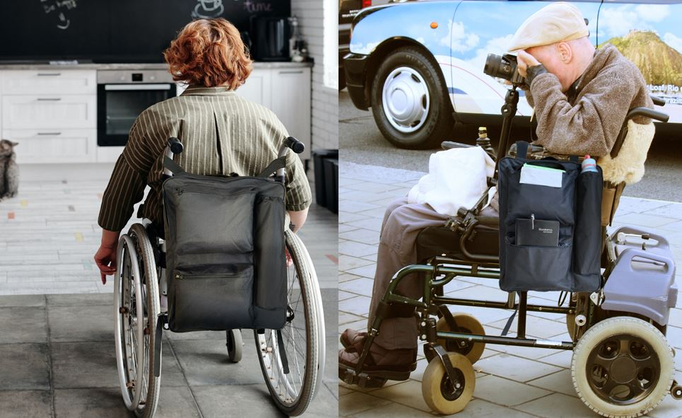 Best Wheelchair Backpack For Carrying Stuff
