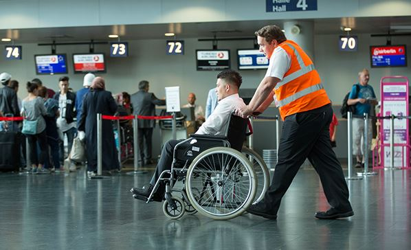 How to Request for Wheelchair Assistance at the Airport