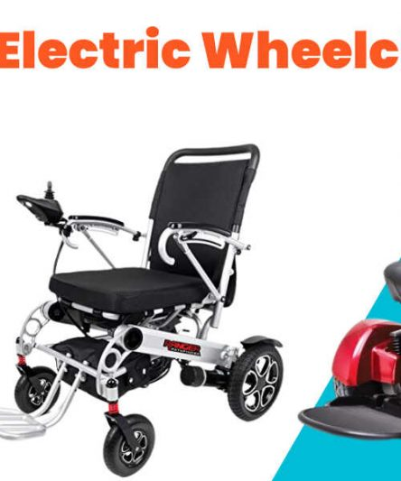 Top 10 Best Electronic Wheelchair In 2021