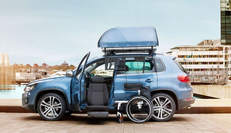 Best Car Roof Box For Transporting Wheelchairs