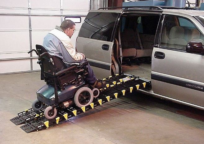 Best Wheelchair Ramps For Cars [2021 Review]